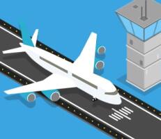 لعبة ادارة المطار