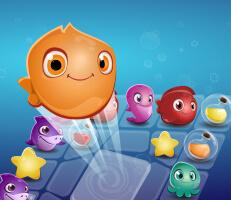 لعبة اسماك المحيط