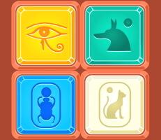 لعبة الاحجار الفرعونية