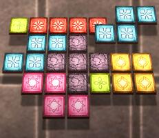 لعبة الالف مربع