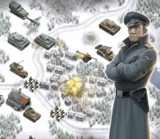 لعبة الحرب التكتيكية