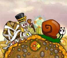 لعبة الحلزون بوب 3