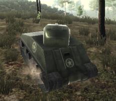 لعبة الدبابات