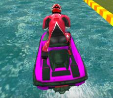 لعبة الدراجات المائية