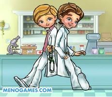 لعبة الدكتور