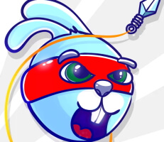 لعبة الساموراي