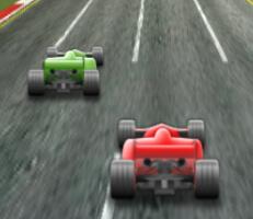 لعبة سباق السيارات القديمة اون لاين