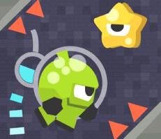 لعبة الفضائي الطائر