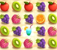 لعبة الفواكه المتشابهة