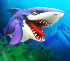 لعبة القرش