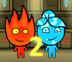 لعبة الماء والنار 2