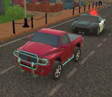 لعبة الهروب من الشرطة