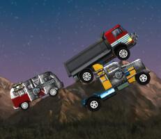 لعبة الهروب من الموت بالسيارة
