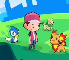 لعبة بوكيمون