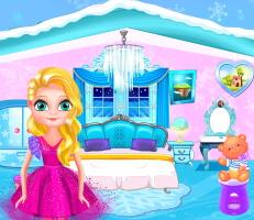 لعبة ترتيب المنزل