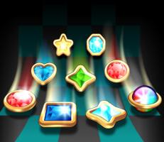 لعبة تفجير المجوهرات