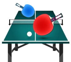 لعبة تنس الطاولة