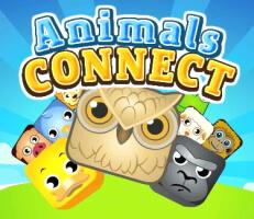لعبة توصيل الحيوانات