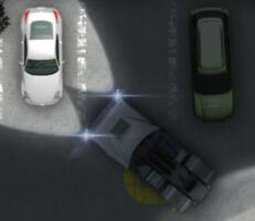 لعبة جراج السيارات