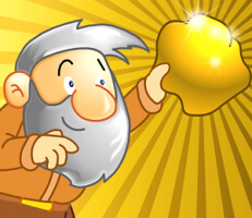 gold collection game