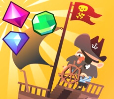 لعبة جواهر القراصنة