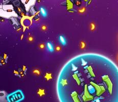 لعبة حرب النجوم والمركبات الفضائية