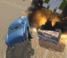 لعبة حلبة السيارات