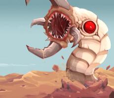 لعبة خلد الصحراء