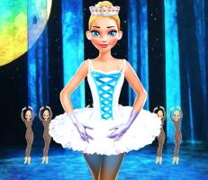 لعبة راقصة الباليه نينا