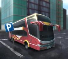 لعبة ركن الباص