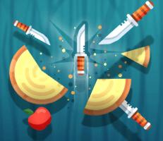 لعبة رمي السكاكين