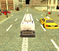 لعبة سائق الاتوبيس لتوصيل الناس