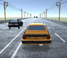 لعبة سيارات حديثة وسريعة