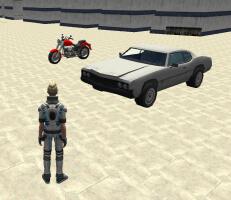 لعبة سيارات حقيقية