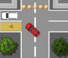 لعبة شغف ركن السيارات