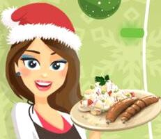لعبة طبخ سلطة البطاطس