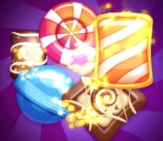 لعبة فرقعة الحلوى