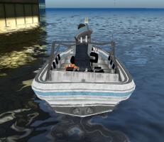 لعبة قارب الانقاذ