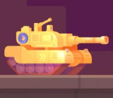 لعبة قتال الدبابات
