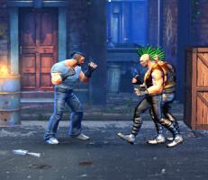 لعبة قتال الشوارع