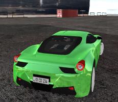 لعبة قيادة السيارات
