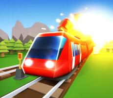 لعبة قيادة القطار