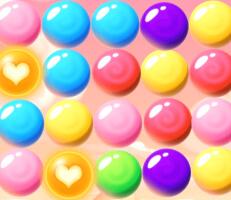 لعبة كرات الحلوى
