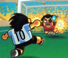 لعبة كرة القدم اليابانية