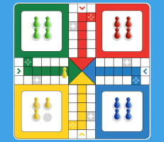 لعبة لودو
