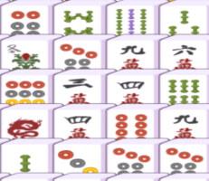 لعبة ماهجونج الصينية