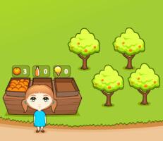لعبة مزرعة البرتقال