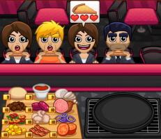 لعبة مطعم البيتزا