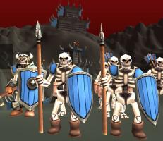لعبة معارك الفانتازي
