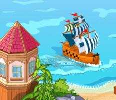 لعبة مغامرات البحار
